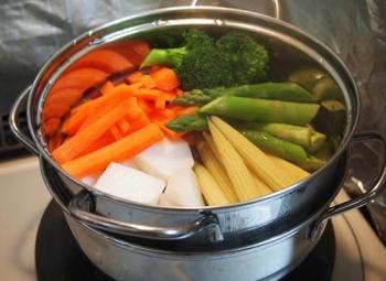 Todas las recetas como cocinar los vegetales para for Cocinar vapor