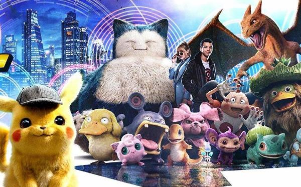 fb958cd677f Este viernes se estrena la película Detective Pikachu en la que Ryan  Reynolds le presta su voz al protagonista y en el doblaje al español Omar  Chaparro.