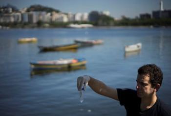 limpieza de aguas negras: